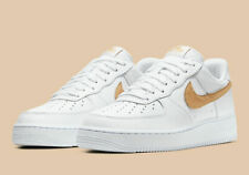 air force 1 oro e bianche