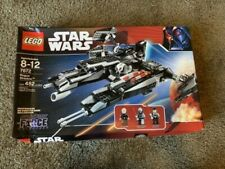 Lego Star Wars 7672 Rogue Shadow New Sealed (Box is bent in on left hand side)