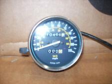 Suzuki gn250  suzuki 250 speedoclock / speedometer instrument gauge  barn find