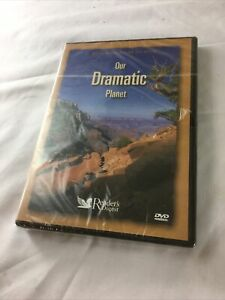 Scenic Walks - Our Dramatic Planet, Readers Digest(DVD, 2007),Brand New & Sealed