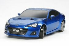 Tamiya 51517 1/10 RC Subaru BRZ clear Body Set