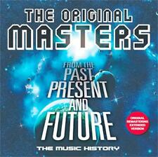 THE ORIGINAL MASTERS From the Past Present & Future Vol 1 EXTENDED TRACKS CD NEW