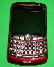 Blackberry Curve 8310 Purple Cell Phone **