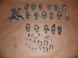 Maschinen Krieger 1/35 scale Capsule Models Lot of 18 Plus parts