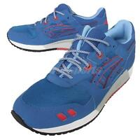 Asics Tiger Gel-Lyte III 3 Future Pack Blue Red Mens Retro Sneakers H637Y-4242
