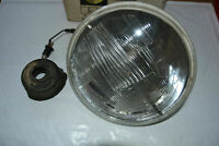 Cibie 10DE Headlamp headlight beam unit, new old stock, Moto Guzzi Ducati