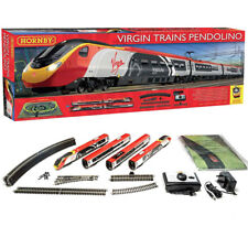 HORNBY Set R1155 Virgin Trains Pendolino Alstrom Train Set