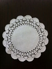 "4"" Cambridge Paper Lace Doilies White -  Pack of 100"