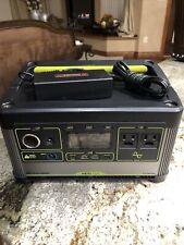 Goal Zero Yeti 500X 500Wh Portable Power Station