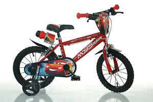 14 Zoll Kinderfahrrad Cars Original Lizenz Kinderrad Fahrrad Spielrad Lightning