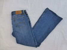 WOMENS LUCKY BRAND SWEET N' LOW BOOTCUT JEANS SIZE 8x32 #W2022