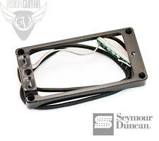Seymour Duncan TS-1 Triple Shot TB Switching Mounting Ring - Flat Bottom - Black