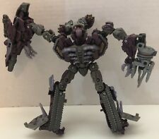 TRANSFORMERS 2011 SHOCKWAVE Dark of the Moon Voyager Class Action Figure