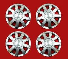 4 Stück  Radkappe Radblende Radzierblenden 16 Zoll SILBER 3er E90 E93 E92 E91