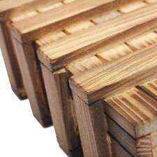 Nice Magic Box Chinese Vintage Classic Brain Magic Trick Wooden Puzzle Box DJ8Z