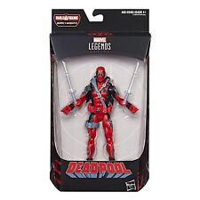 "Marvel Legends Deadpool Sasquatch Wave 6"" Action FIgure Hasbro - New In Stock"