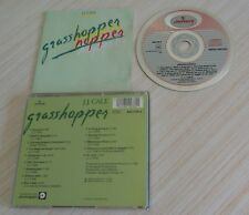 RARE CD ALBUM J.J. CALE GRASSHOPPER 14 TITRES 1982 WEST GERMANY