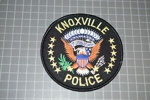 Knoxville Tennessee Police Patch (US-Pol)