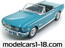 1/18 Ford Mustang 1965 Solido - Mira