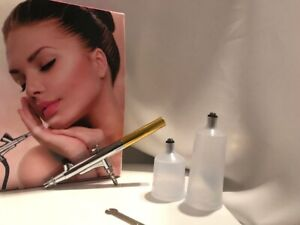 AIRBRUSH Beauty Tan Sunless Spray Tanning or makeup Stylus use w/Luminess System
