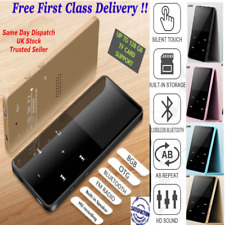 BLUETOOTH MP3,MP4 PLAYER 8GB WITH FM MEDIA 2.4 INCH TOUCH KEY MUSIC PLAYER