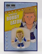 "Bobby Eaton Pint Size All Star Wrestling Loot Action Figure 3"" Wrestler WWE MIP"