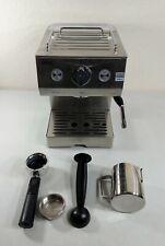 Gevi Espresso Coffee Machines & Cappuccino Steam Machine, Stainless Steel