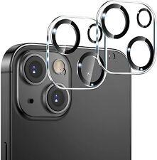 iPhone 13 | 13 Pro | mini | 13 Pro Max Kamera Schutz Panzer Folie Schutzglas 2x