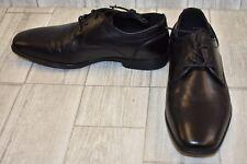 Giorgio Brutini Lazlo Oxford Shoes - Men's Size 6.5M - Black