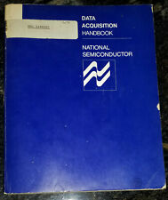 Used 1978 National Data Acquisition Handbook