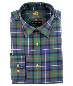Viyella 80/20 House Check Classic Fit Shirt