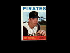 1964 Topps 558 Don Schwall EX #D594219
