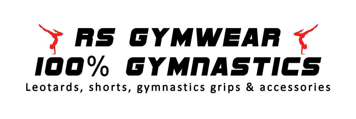 """RS Gymwear """"100% Gymnastics"""""""