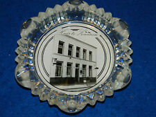 Wormerveer holland HOTEL HUIS TE ZAANEN vintage CENDRIER ASHTRAY ASCHENBECHER