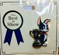 Disney D23 Expo 2019 WDI MOG Best in Show Dog Winston Pixar Feast Pin LE 300