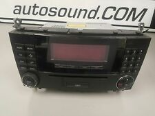 Mercedes Benz C class 203 Chassis 2005-07  Audio 20 with Bluetooth Streaming
