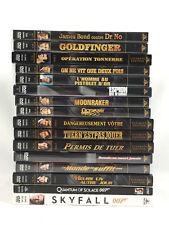 James Bond 007 Coffret Lot 16 DVD