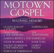 CD de musique Motown pour Gospel