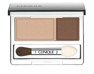 Clinique All About Shadow Duo - Like Mink