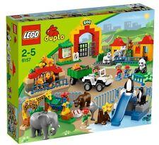 LEGO Duplo 6157 Big Zoo Hard To Find Sealed Retired Set NEW