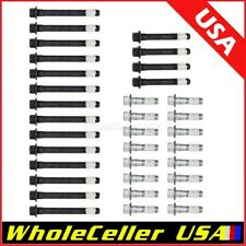 Gasket Cylinder Head Bolts For Chevy 283 305 327 350 377 383 400 406 5.7