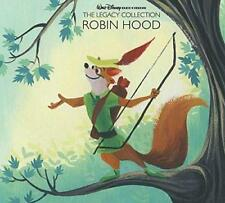 Walt Disney Records The Legacy Collection: Robin Hood - Various Artist (NEW 2CD)