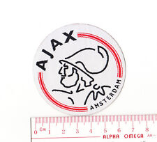 Netherlands Ajax soccer football team iron-on embroidered patch emblem appliques