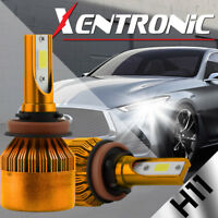 XENTRONIC LED HID Headlight Conversion kit H11 6000K for Kia Sportage 2011-2016