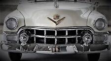 Cadillac Eldorado 1950s 1 Sport Car Race 24 Classic Vintage Antique 18 Metal 12
