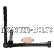 (10) M5 x 55mm - Socket Head Caps Screws 12.9 Alloy Steel DIN 912 Coarse 0.8 5mm