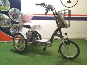 Van Raam Easy-Go Therapeutisches Elektro E-Scooter/Dreirad Silent HT Motor NEU