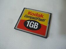 KINGSTON 512MB COMPACT FLASH STORAGE MEMORY CARD - CAMERA RECORDER