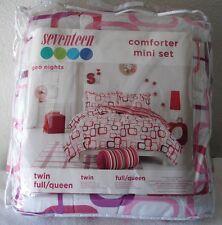 Seventeen Comforter Mini Set Twin Size