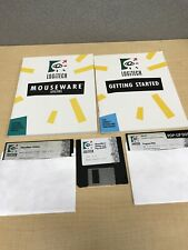 Logitech Mouseware Utilities And Getting Started Software And Manual Guides